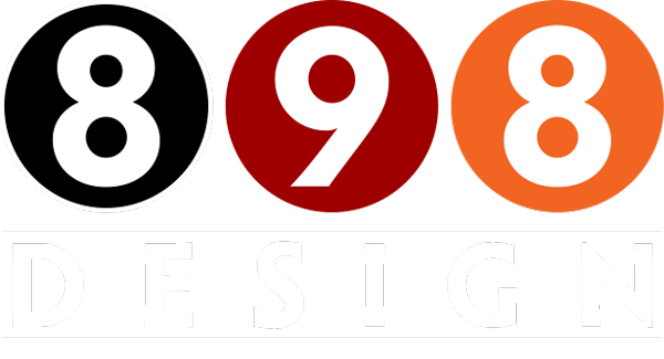 web design. app development. marketing. connections.: www.898design.com
