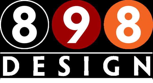 web design. app development. marketing. connections.: www.898design.com